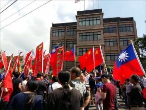 批統促黨是台灣之恥 他嗆白狼先道歉再遊行
