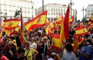 獨立公投爆衝突 加泰隆尼亞籲歐洲譴責西班牙政府