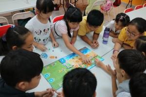 寓教於樂   「海洋保衛戰」桌遊免費玩