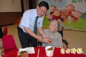 慶祝重陽 彰化市70歲老人每人可領取2500元敬老禮金