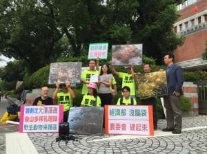 搶救藻礁「柴山多杯孔珊瑚」 環團上農委會:劃設保護區
