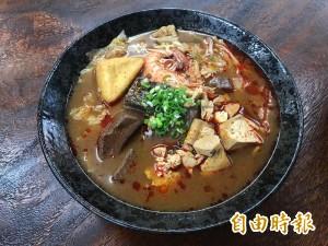 天天吃好料》麻辣湯麵一人獨享 中和上班族最愛