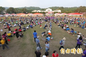 2017南投世界茶業博覽會 千人揉茶慶雙十