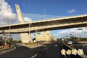 好消息!台61線高架通永安漁港段 11月通車
