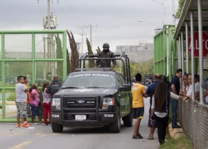 墨西哥監獄大暴動  至少13人死亡、8人重傷