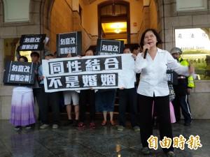 反同團體:同婚、少子化導致台灣家庭崩解