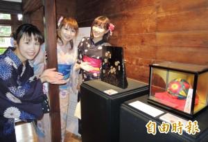 麻豆和風文化祭明登場 公主玩具御殿彩線球來台首展