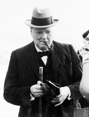 英前首相邱吉爾抽剩雪茄 6位數金額售出!