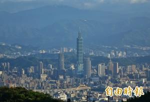 經濟學人城市安全評比 台北退步9名