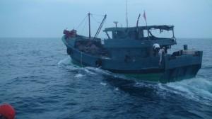中國漁船入侵澎湖南方四島 議員促增國家警察隊人力