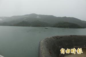 還是有點渴! 台南一日降雨仍「出大於入」