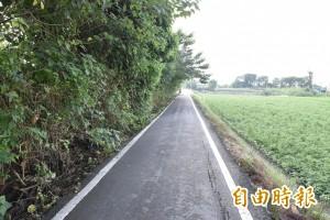 斗南永安街路寬僅2.5米 地方爭取拓寬
