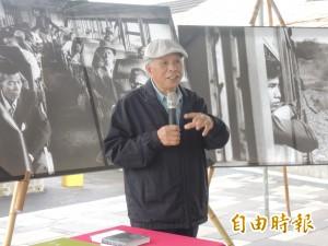 攝影大師阮義忠展壓箱寶 台灣名人青春照難得見