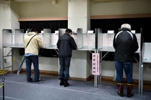 超扯! 日本選舉監票員睡過頭   民眾無法投票