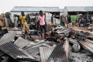 自殺炸彈連環攻 奈及利亞13死16傷