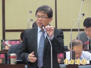 李孟諺代理台南市長50天 藍營議員給100分
