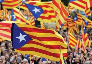 加泰隆尼亞不讓步!政治分析家:恐成第2場西班牙內戰