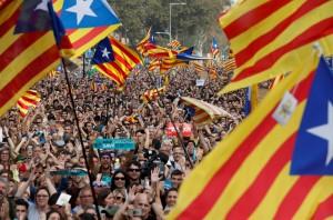 加泰隆尼亞議會  宣布脫離西班牙獨立