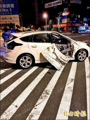 酒駕騎士被左轉駕駛撞死    肇責引網友熱烈討論