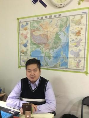 若入中共恐被罰款 北大台生王裕慶回應了