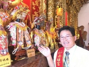 泰國南瑤宮落成 彰市長揭密:「全都因3個聖筊!」