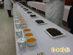竹縣東方美人茶比賽新制 改繳裸茶