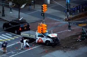 紐約卡車恐攻8死 暫無台灣人傷亡報告