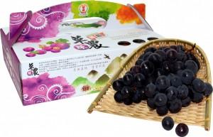 土產翻身!草屯農會3款米、1款葡萄禮盒 入選台灣百大精品