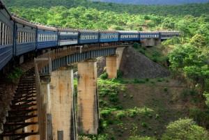拆火車鐵軌作圍籬 尚比亞出現反中聲浪