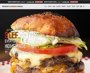 川普愛漢堡 日本特選「不用絞肉」漢堡店招待