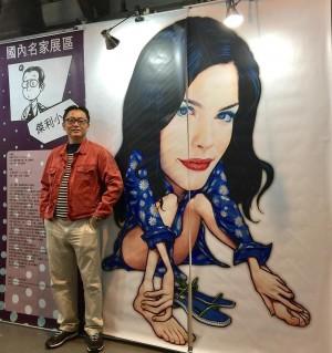 台灣年輕漫畫家變「漫畫外勞」胡覺隆:問題很嚴重