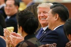 習近平要求川普尊重中國主權與領土完整