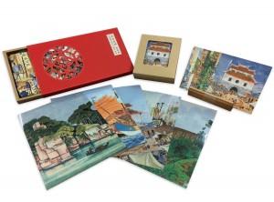 郭雪湖特展紀念品 限量紀念款悠遊卡上市