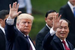 坦言中國在南海是大問題 川普:我可出面調解!