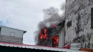台東市區住宅火警   1老婦葬身火窟