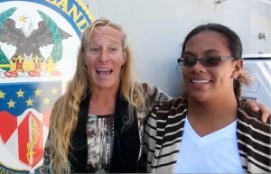 美2女被台漁船救起 現反控台灣船試圖殺人