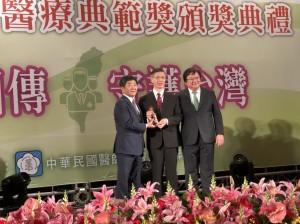 醫訊》照顧高危險新生兒 林其和獲台灣醫療典範獎