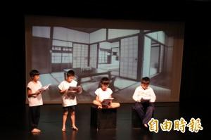 台南囝仔詮釋葉石濤經典小說 點燃文學火花