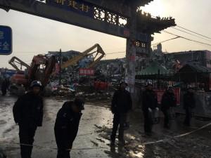 北京公寓大火19死 BBC:中國媒體收到禁令