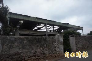澎湖篤行十村歷史建築  展開時光迴廊修復工程
