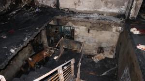 9死火場曝光 4樓全燒毀 房客:不知道要去哪裡