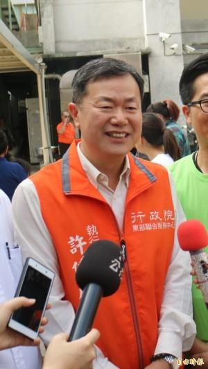傅崑萁妻要延續花蓮政治命脈 傳綠營想派他一戰