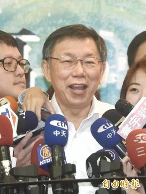 蔣萬安是「國民黨柯文哲」?   柯P:還好吧