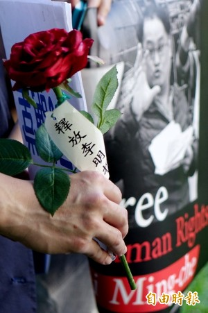 李明哲遭判刑 黨政人士:把民主台灣與中國推得更遠