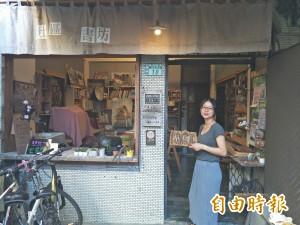 利用咖啡渣開發蚊香 7年級女生融入台南
