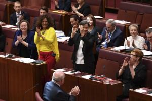 同性婚姻合法化草案 澳洲參議院過關