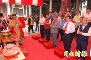 南瑤宮笨港進香明年增為8天7夜 「潦溪」人數估再創高
