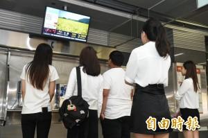 大數據拚商機  人臉辨識系統進駐高雄捷運