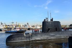 潛艦44人確認無生機 阿根廷「救援改為搜尋」
