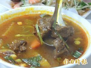 天天吃好料》高雄越美味食堂 越南風味紅燒牛肉